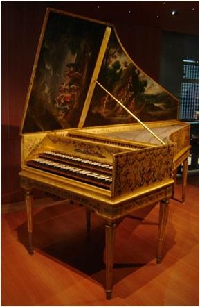 5 harpsichord